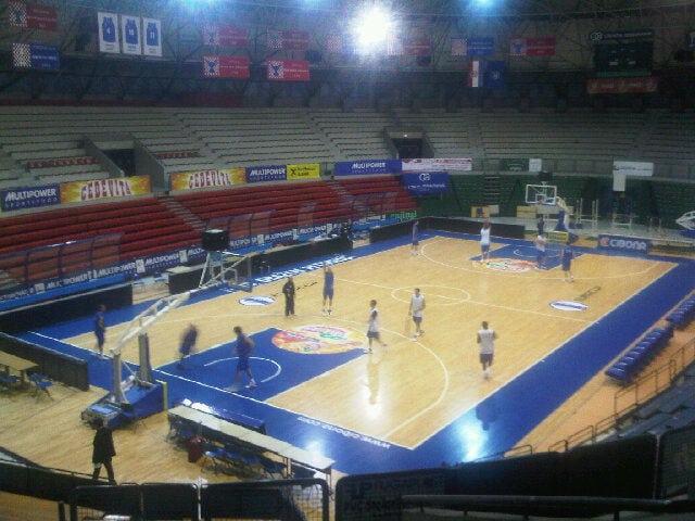 Todo preparado en Zagreb. 3, 2, 1… ¡listos!