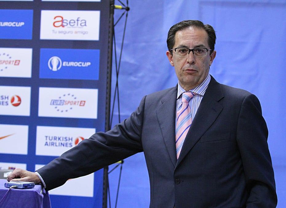 """JF García: """"Nada de lamerse las heridas, ahora viene lo mejor, volvemos al Palacio a por los playoff"""""""