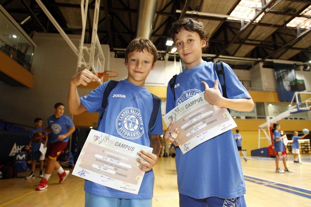 VI Campus «Comienza el baloncesto»