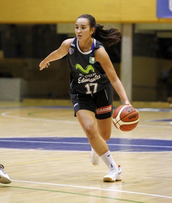 Movistar Estudiantes sigue aportando a las selecciones 3×3: Laura Prats jugará el Preeuropeo U18F