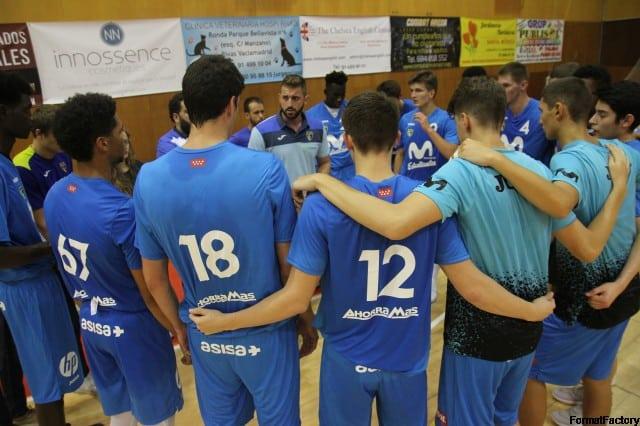 El filial gana a Uros de Rivas Bon Lar con solvencia (78-54) y se clasifica para el EBA de la FBM