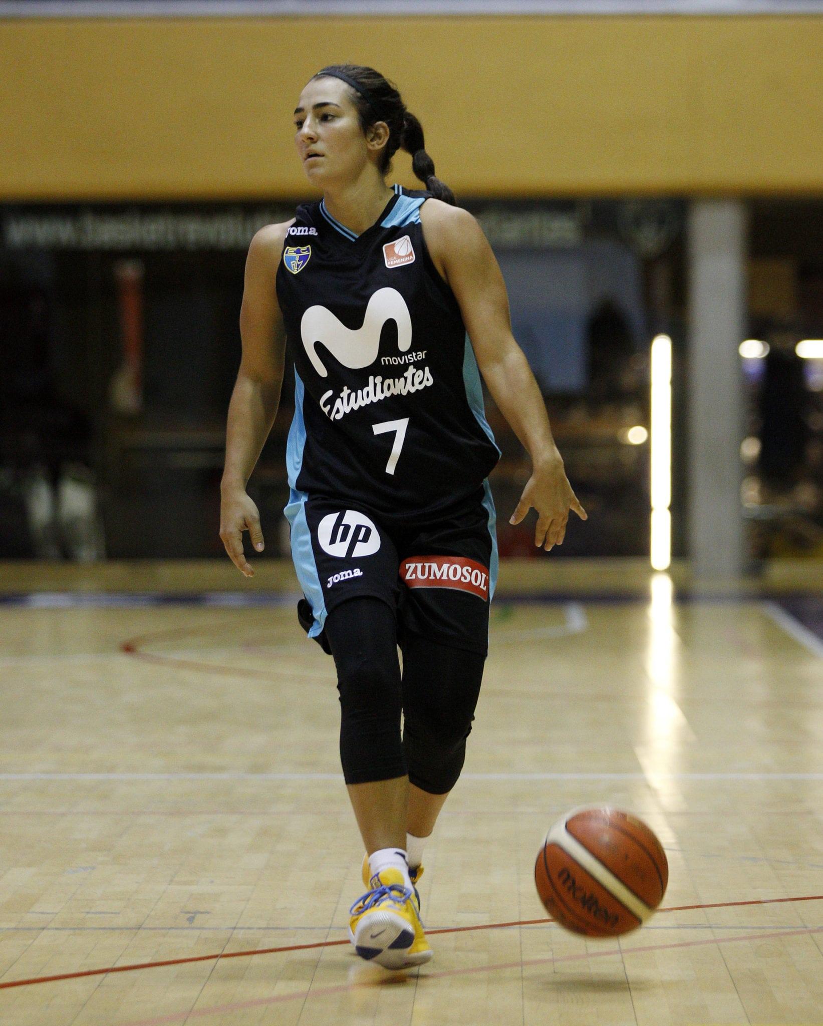 Alejandra Quirante lleva el basket femenino a M21
