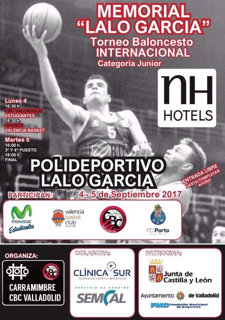 Memorial Lalo García: Torneo Junior con rivales de categoría para la pretemporada de cantera
