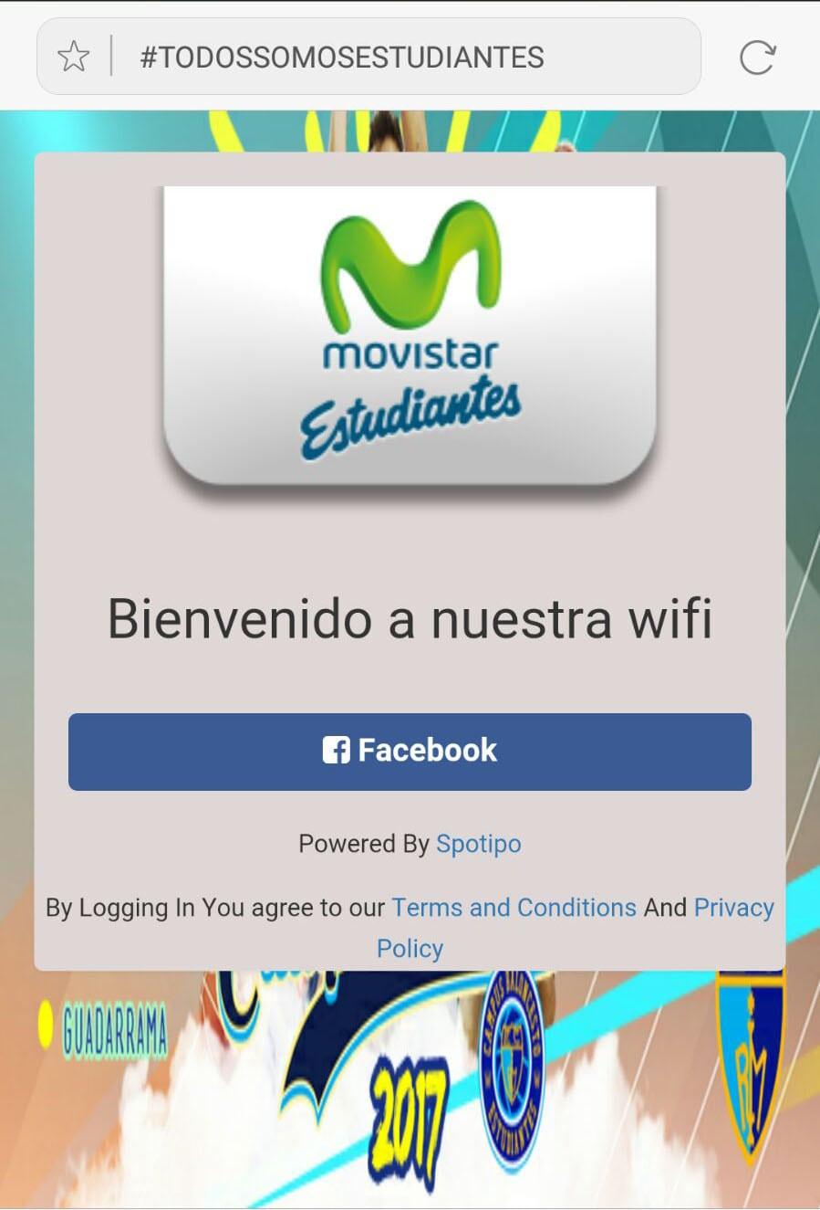 Nuevo WiFi público en Magariños: #TodosSomosEstudiantes