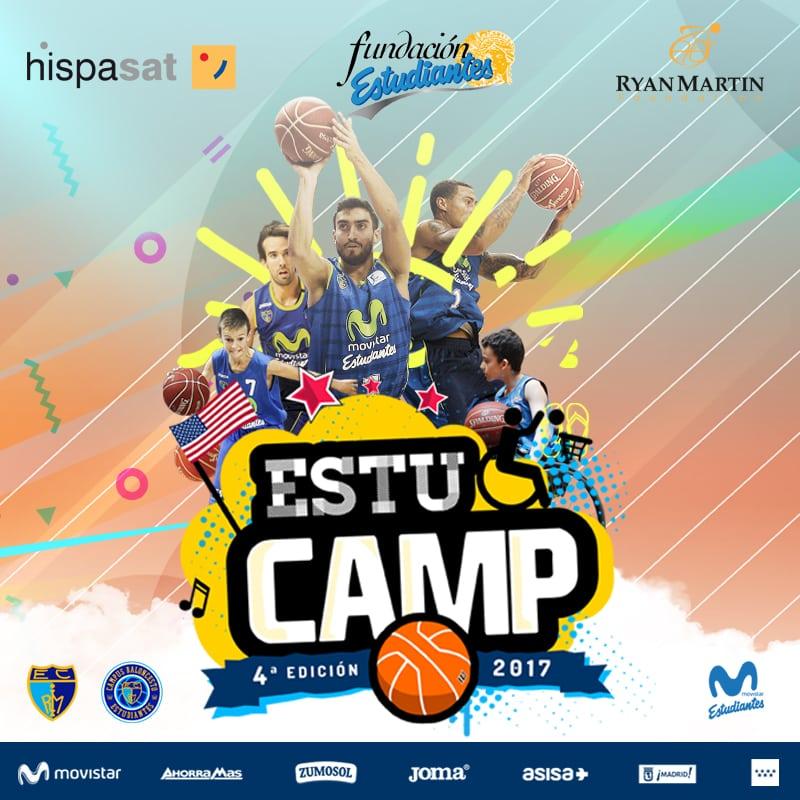 IV edición de ESTUCAMP: Campus Bilingüe de Perfeccionamiento de Baloncesto en Silla de Ruedas