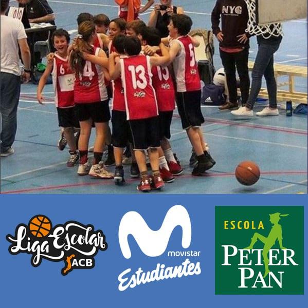 Peter Pan Movistar Estudiantes jugará la final de la I Liga Escolar de Barcelona