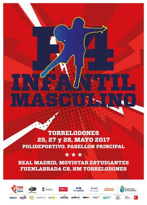 Fase Final Infantil masculina: del 25 al 28 de mayo en Torrelodones