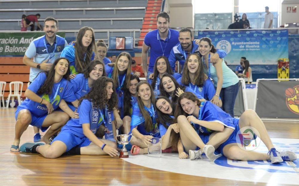 Movistar Estudiantes, junto a Valencia Basket y CN Helios, club que ha clasificado a más equipos para los Campeonatos de España de cantera