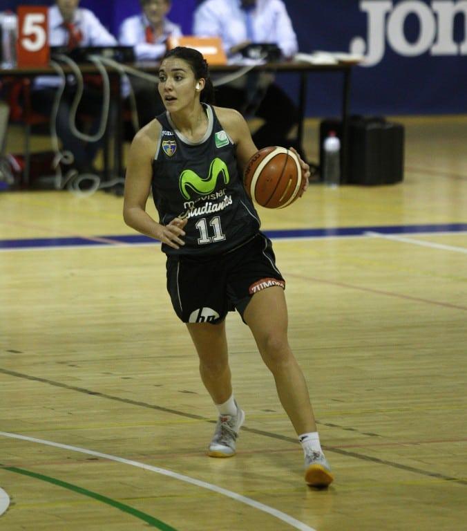 Irene San Román, en la Selección española que jugará el Pre Europeo 3×3 de Poitiers