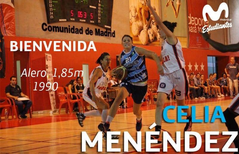 Celia Menéndez, polivalencia para Liga Femenina