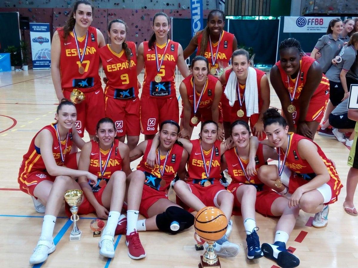 U20F: Victoria en Borug-en-Bresse con muy buen papel de Paula Ginzo
