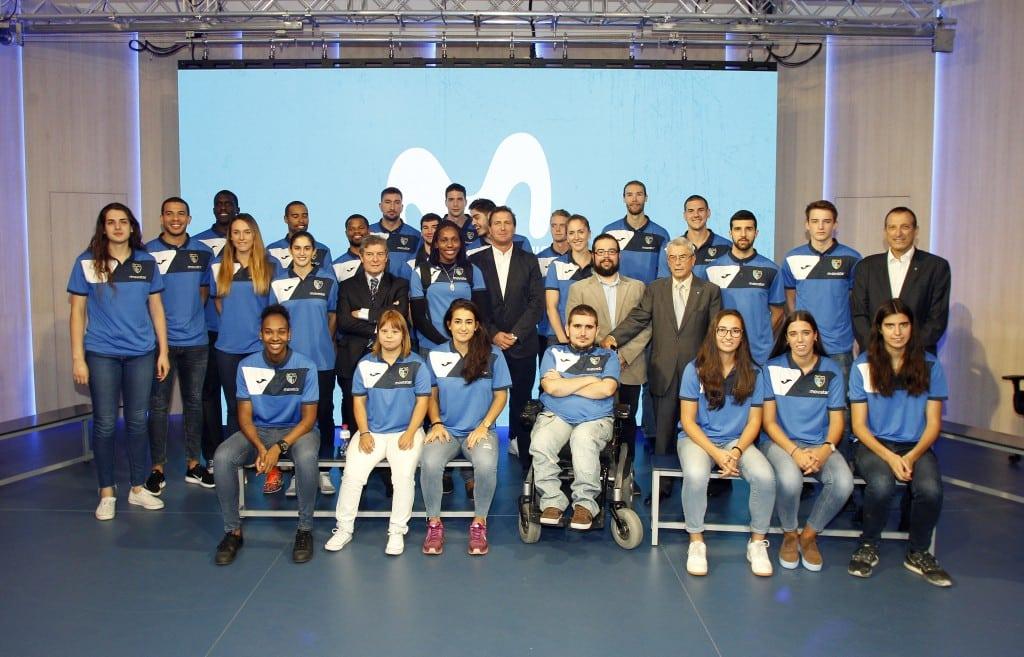 ¡Juntos hacemos historia! Movistar Estudiantes presenta la temporada 2017-18 en el Movistar eSports Center