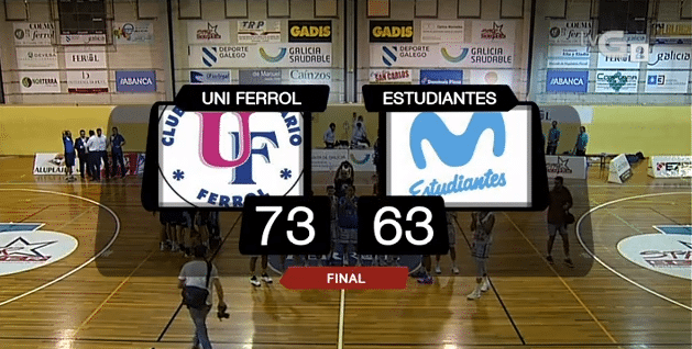 LF1 | Las Women In Black rozan la primera victoria en la pista del Star Center-Uni Ferrol (73-63)