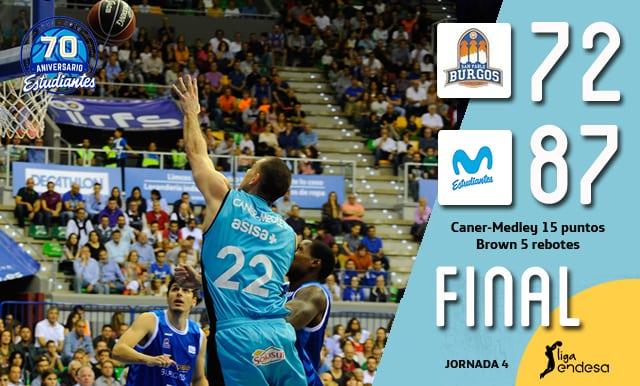 LIGA ENDESA| Cook marca el ritmo de la primera victoria ACB (72-87)