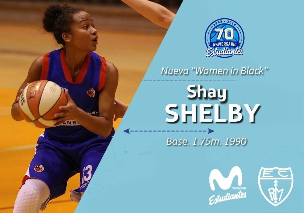 Shay Selby ficha por Movistar Estudiantes