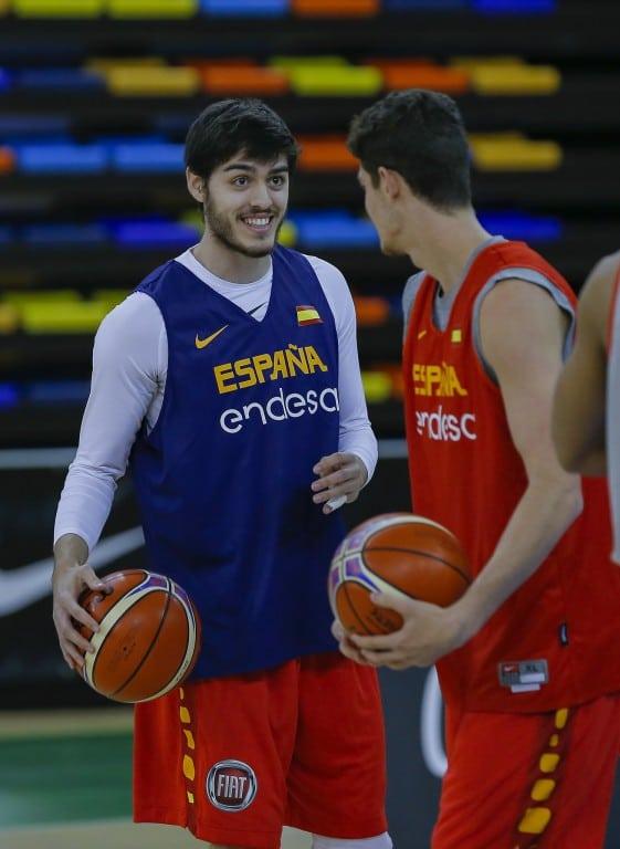 Fin de semana de ventanas FIBA para Vicedo, Arteaga, Hakanson y Peña