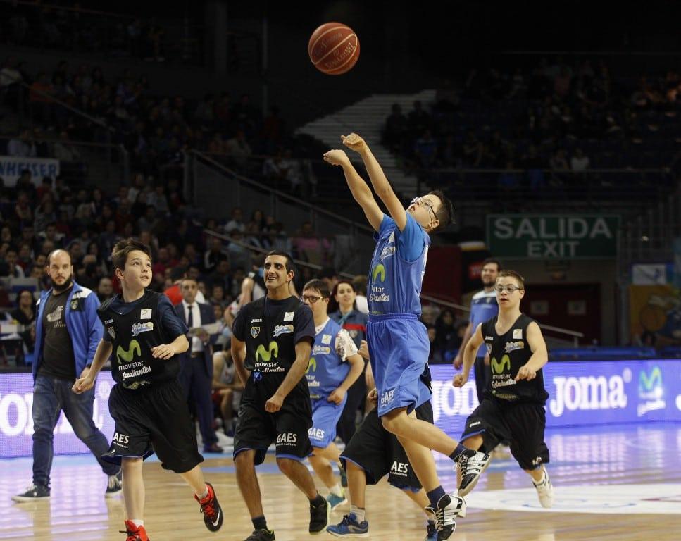 Cetelem, Fundación Estudiantes y Down Madrid organizan el All Star Junior