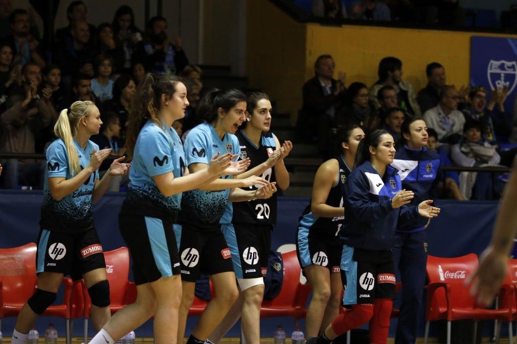 Liga Día: Las Women In Black sufren una dura derrota en Zamora (87-64)