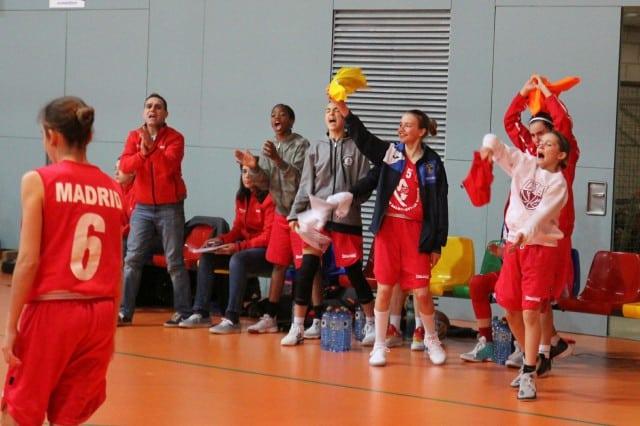 Hasta 7 estudiantiles en el Campeonato de España de Minibasket