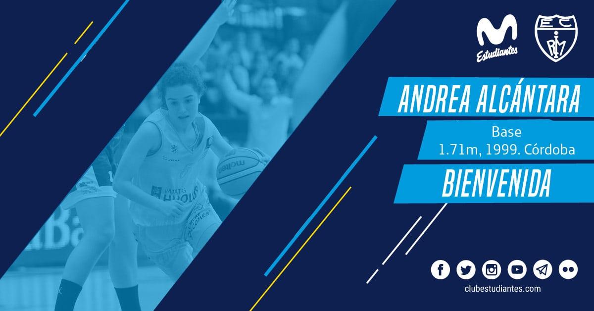 Andrea Alcántara, electricidad y talento para LF2