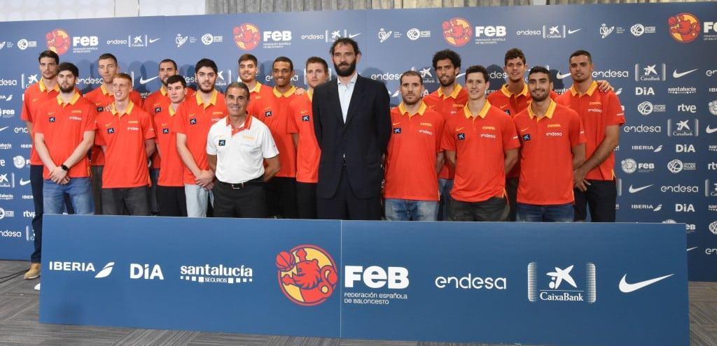 Movistar Estudiantes, cinco en ventanas FIBA