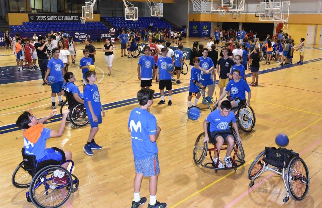 Jornada inclusiva en el Campus