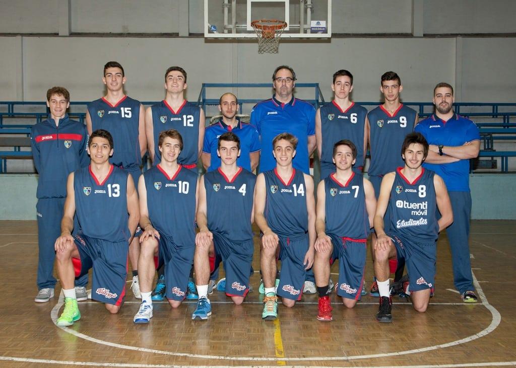 Junior B Masculino. Tuenti Móvil Estudiantes 2013-14
