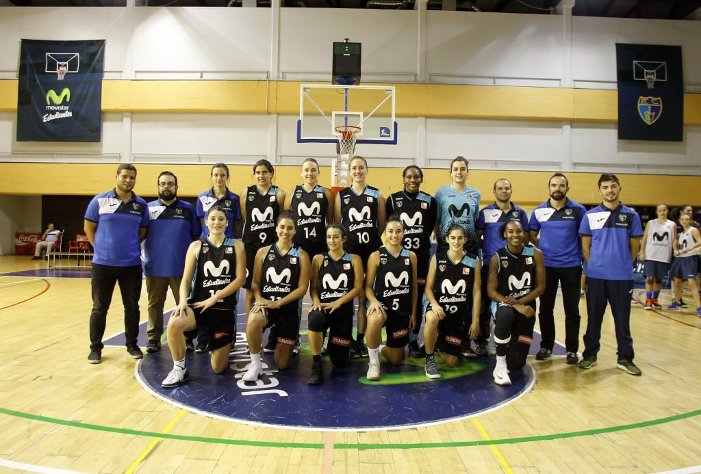 Movistar Estudiantes. Liga Femenina. 2017-18
