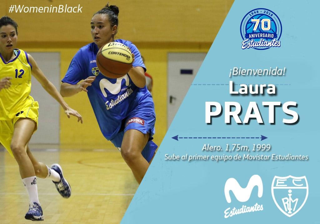 Laura Prats jugará en LF2