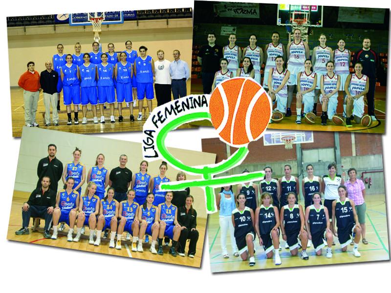 Un vistazo a los rivales en Zamora: UPV, ADBA y Burgos.
