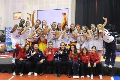 U19F: Meritoria plata tras caer ante EEUU (46-69)