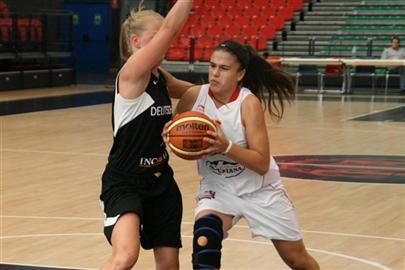 U18F: Buenas sensaciones tras el torneo en Italia