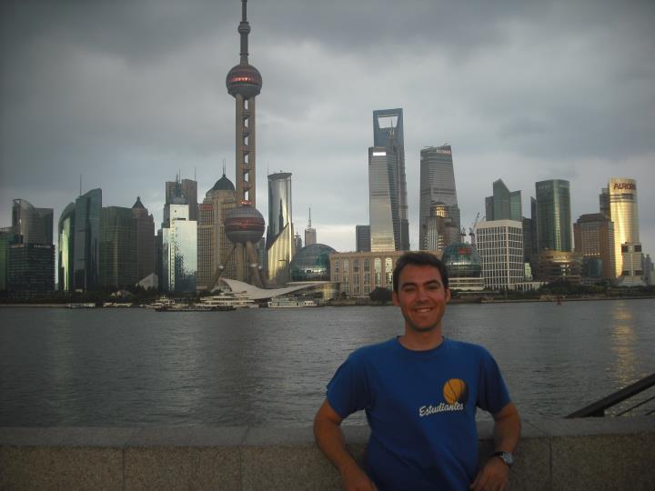 Séptima entrega de Estudiantiles por el Mundo: Shangai