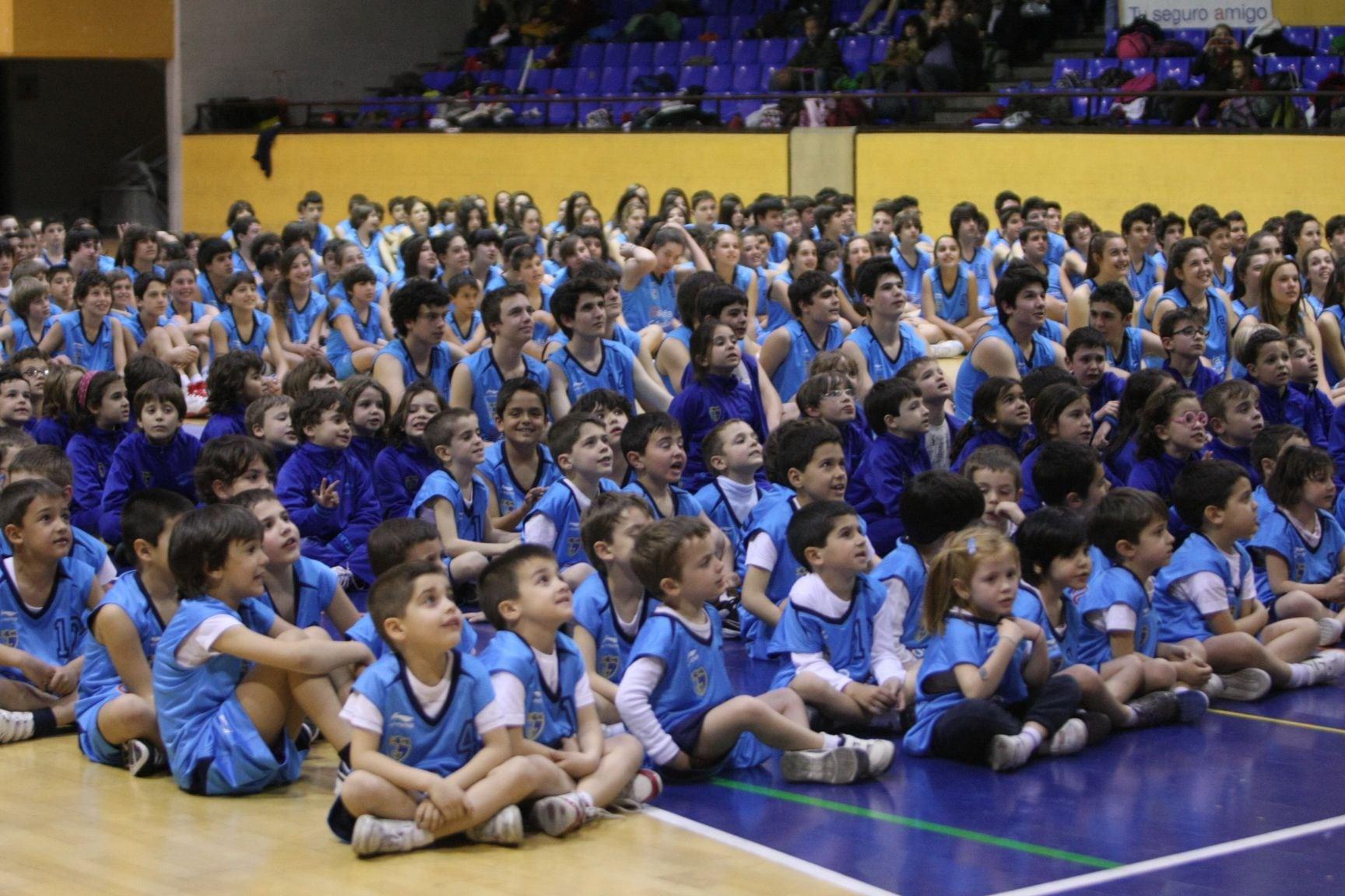 8 estudiantiles en las selecciones de Madrid