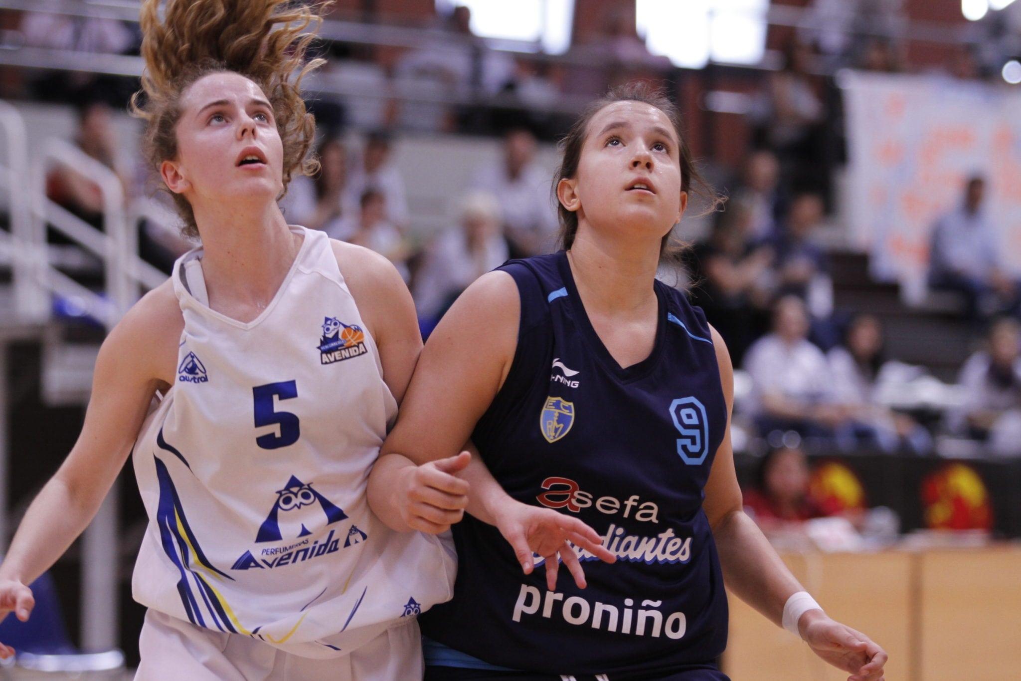 Rocío Trigueros comienza hoy el Europeo U18