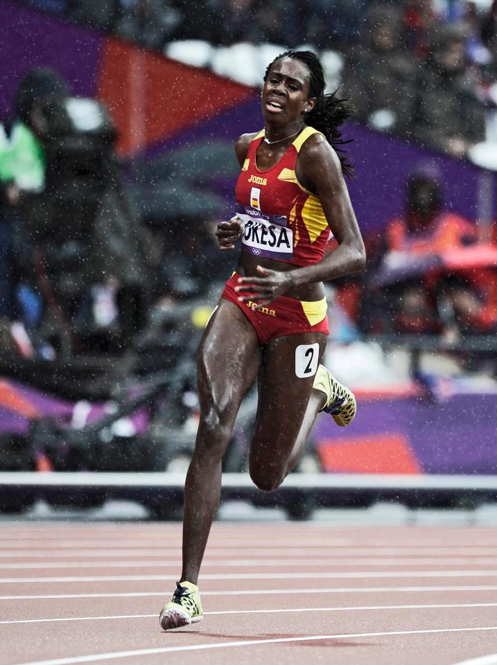 53 segundos, 67 centésimas. El fugaz sueño olímpico de Aauri