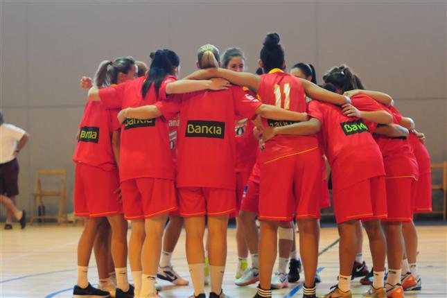 Sarah Rodríguez y Elena Díaz comienzan hoy el Europeo U20 ante Bielorrusia