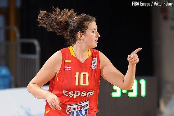 Elena Díaz y Sarah Rodríguez pierden pero mantienen el liderato (61-63)