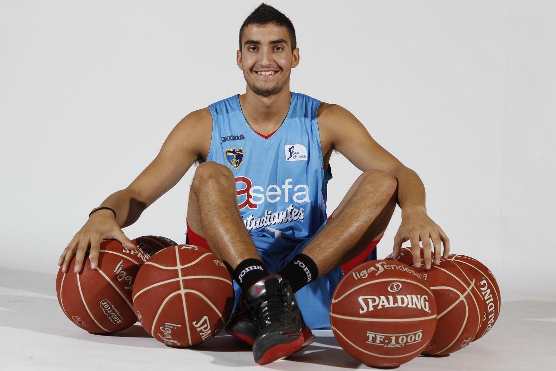 """Jaime Fernández: """"Tenemos ganas de disfrutar del basket"""""""