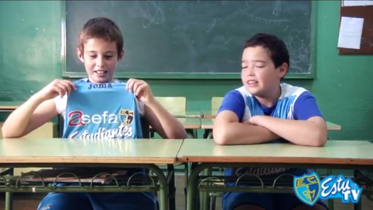 VIDEO: Ir con los que ganan es muy fácil