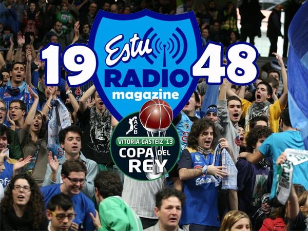 EstuRadio ya calienta desde Vitoria, revívelo. Y el viernes, ¡6 horas en directo!