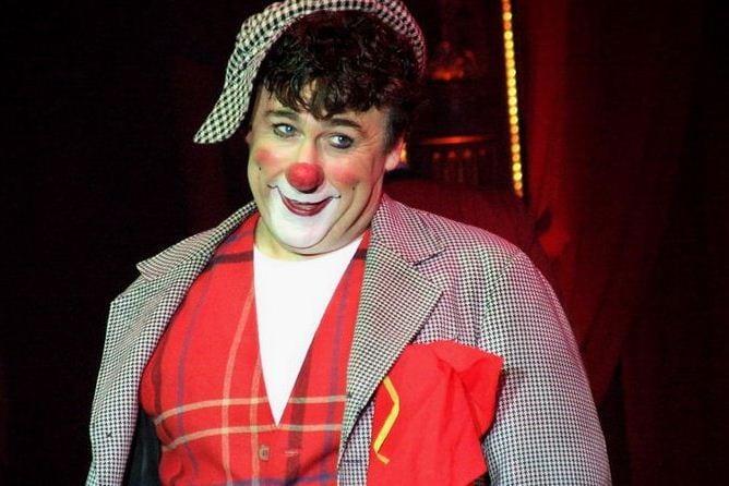 Disfruta del mejor clown del mundo, David Larible, con 30% de descuento