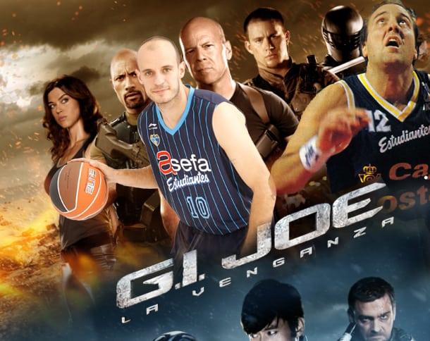 Mano a mano entre Pinone y Carlos Jiménez por ser el jugador GI-JOE