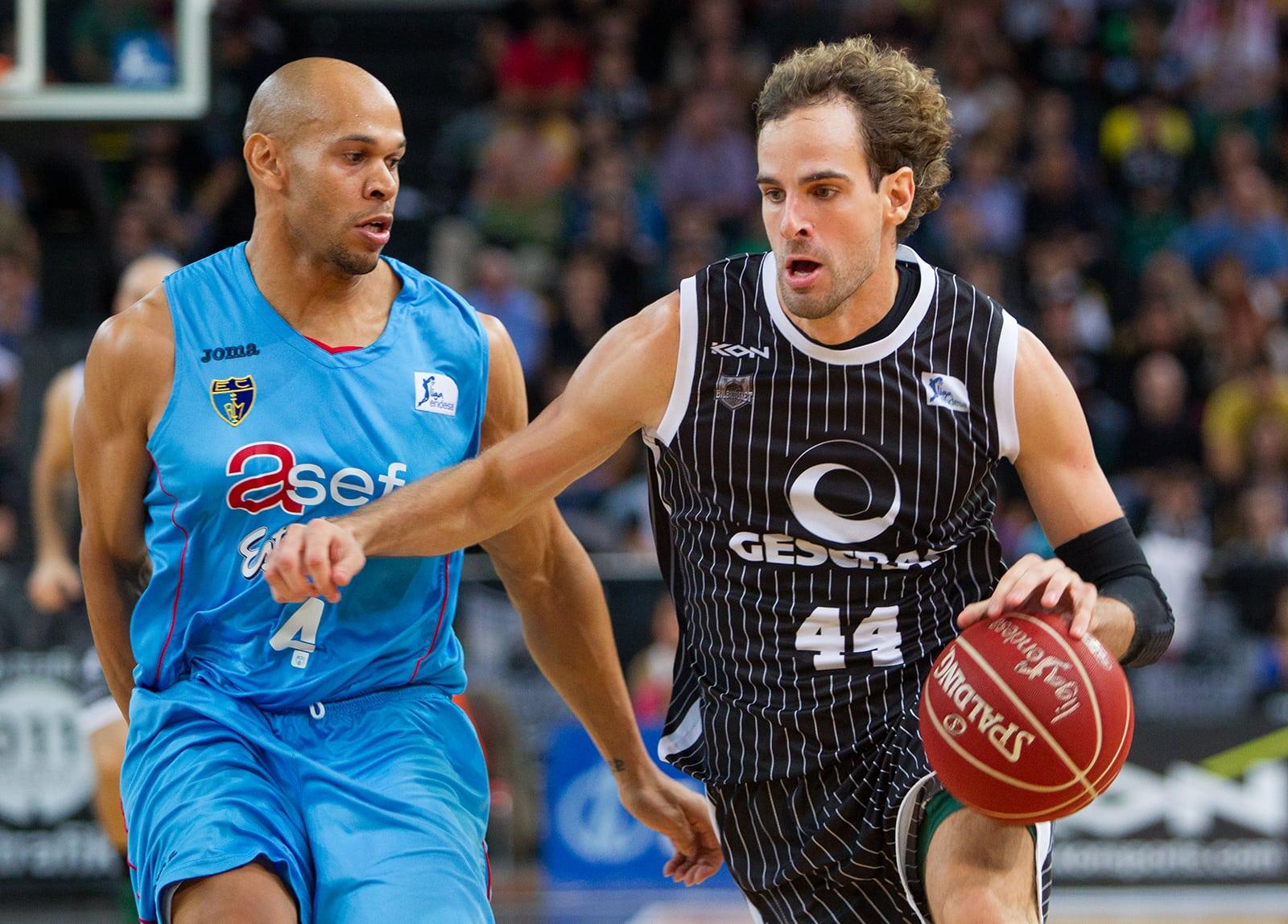 Vistazo al rival: Uxue Bilbao Basket; lanzados