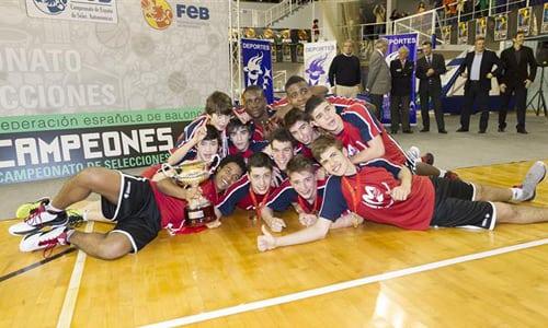 ¿Parón de cantera? ¡Selecciones! Medallistas con Madrid, amistosos con España
