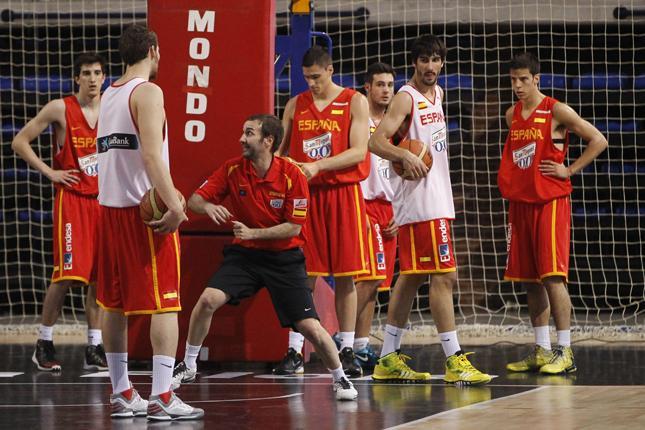 Comienza el Europeo Sub-20 para España