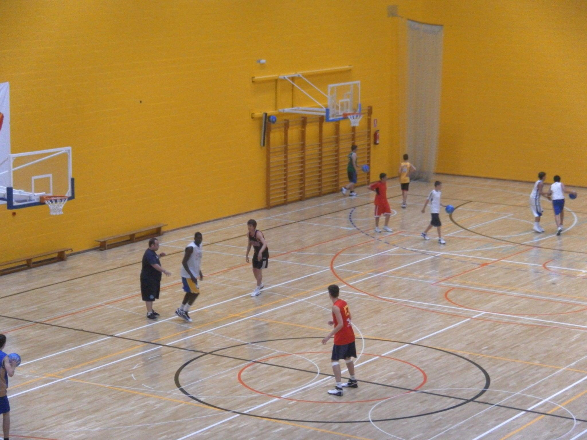 Competiciones de infarto en el Campus de Sierra Nevada en Granada