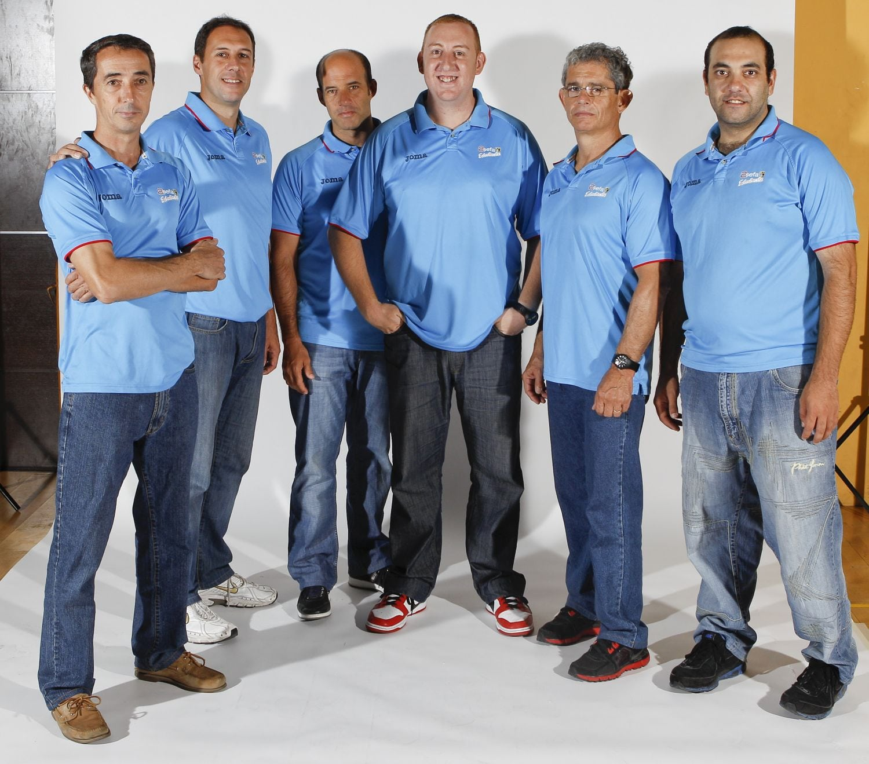 La continuidad, santo y seña del cuerpo técnico del Estudiantes 2013-14