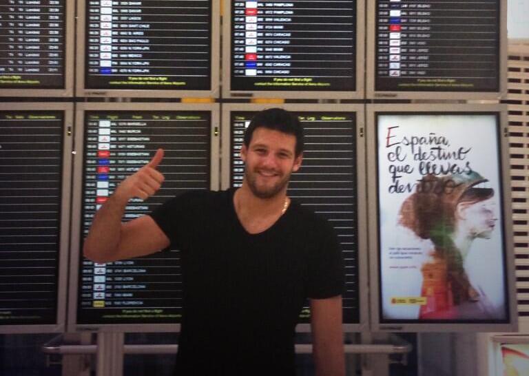 Dejan Ivanov llega a Madrid en la semana de los tres primeros amistosos
