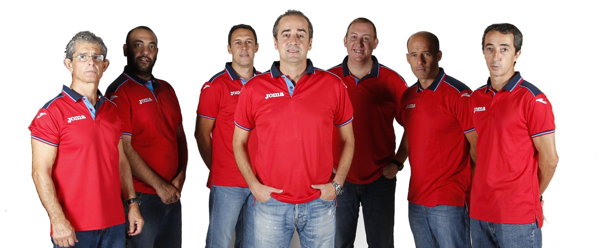 """Txus: """"Hemos ganado tres años seguidos en Málaga, pero no importa la historia sino el presente"""""""